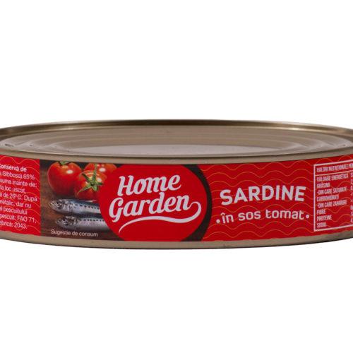Sardine în sos tomat, 425g