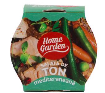 Salată de ton mediteraneană, 170g