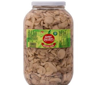 Ciuperci tăiate, 3720ml