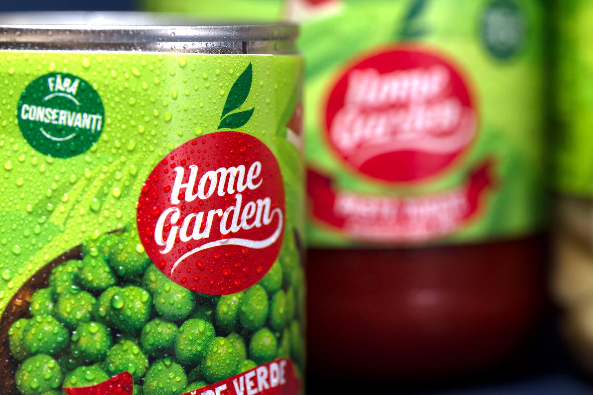 Homegarden Mazare verde