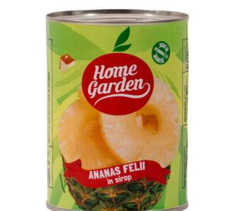 Ananas felii, 565g
