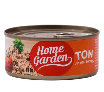 Ton în sos tomat, 170g