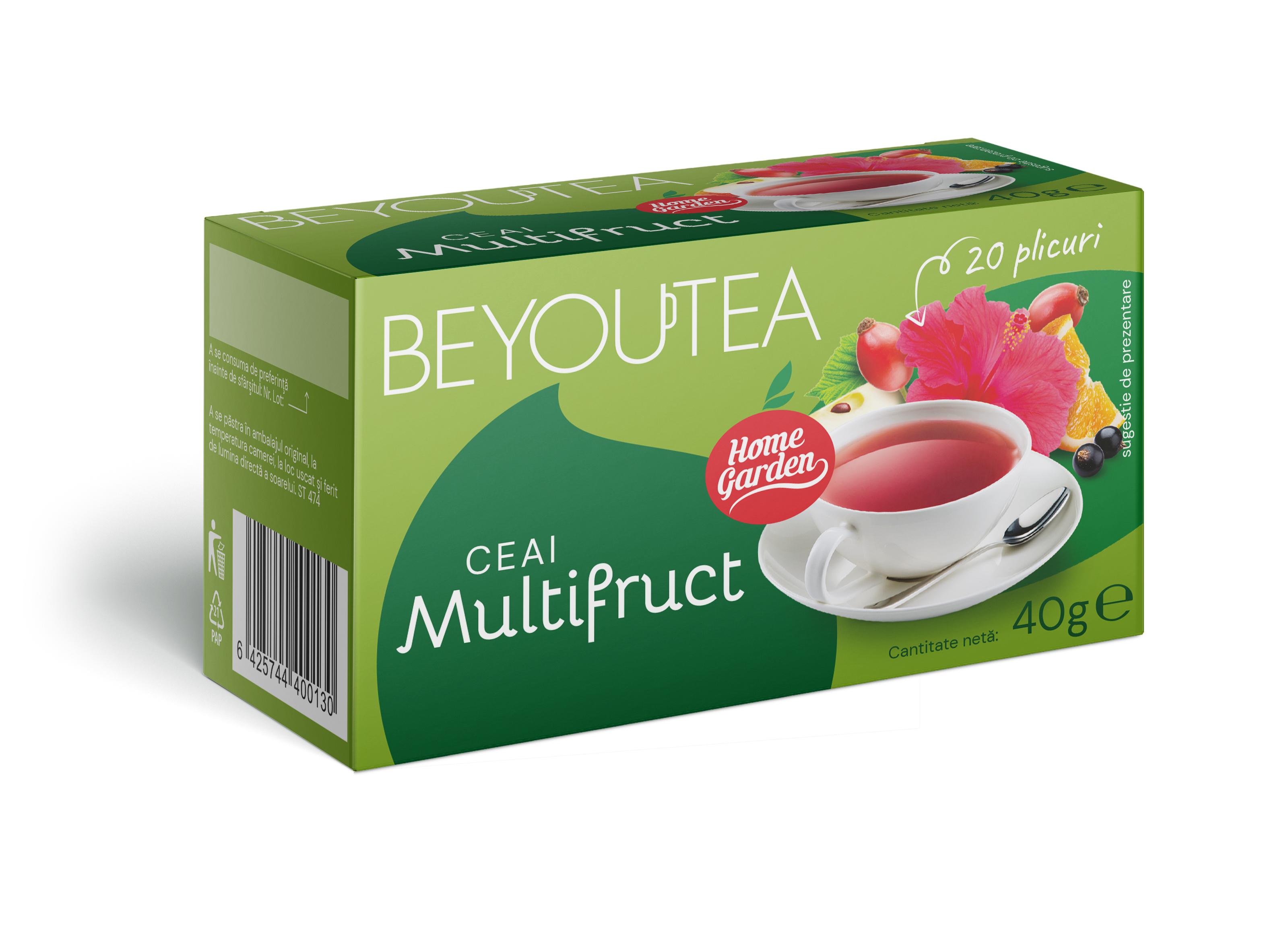 BEYOUTEA Classic Multifructe