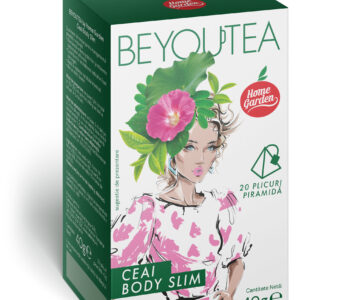BEYOUTEA Fashion Body Slim