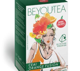 BEYOUTEA Fashion Orange Fusion