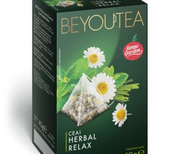 BEYOUTEA Premium Herbal Relax