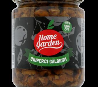 HOME GARDEN Ciuperci gălbiori borcan 270 ml