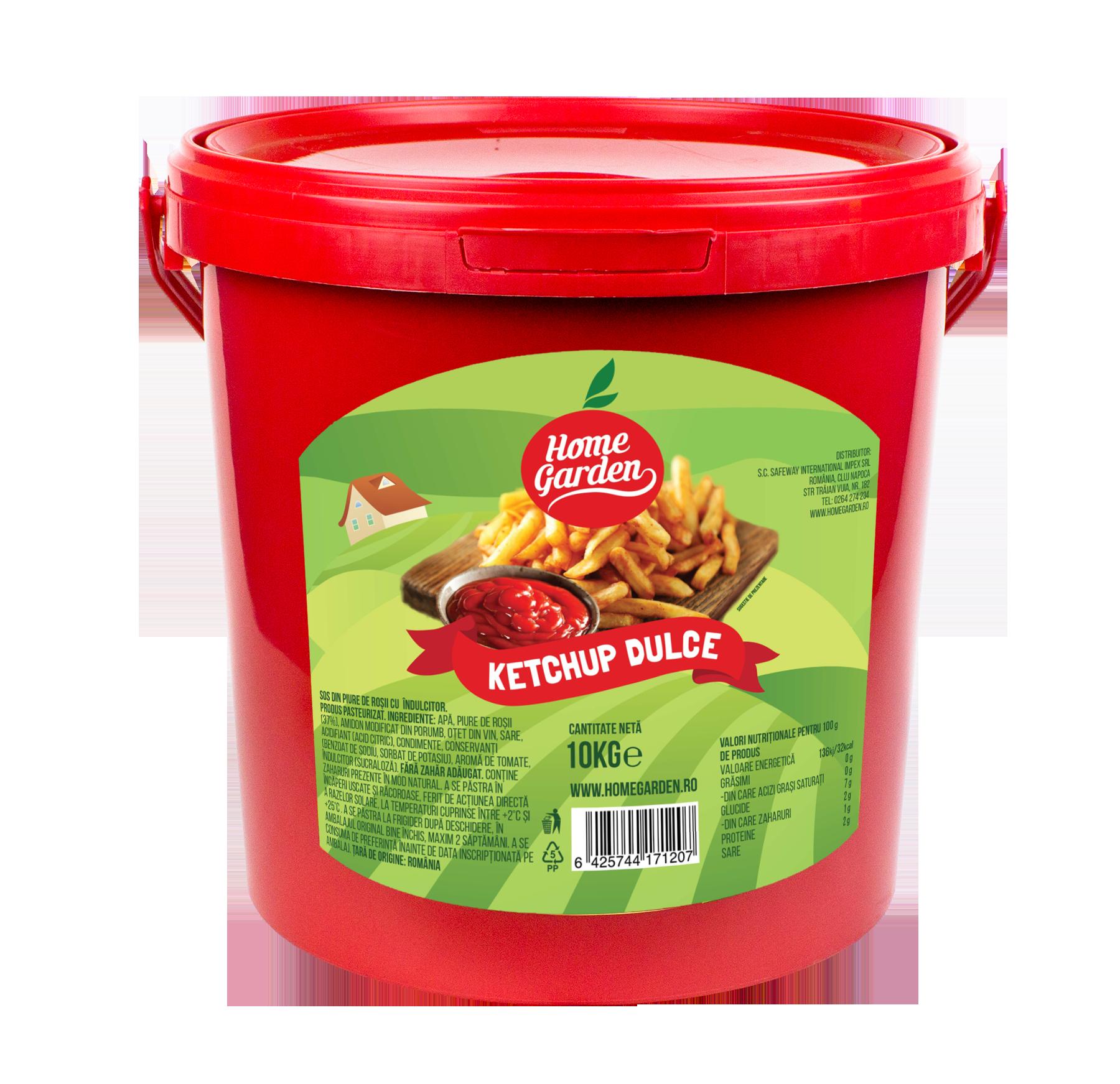 HOME GARDEN Horeca Ketchup dulce 10kg