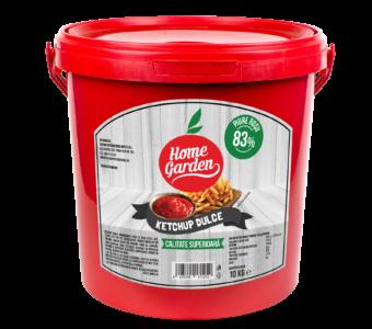 HOME GARDEN Horeca Ketchup dulce premium 10kg