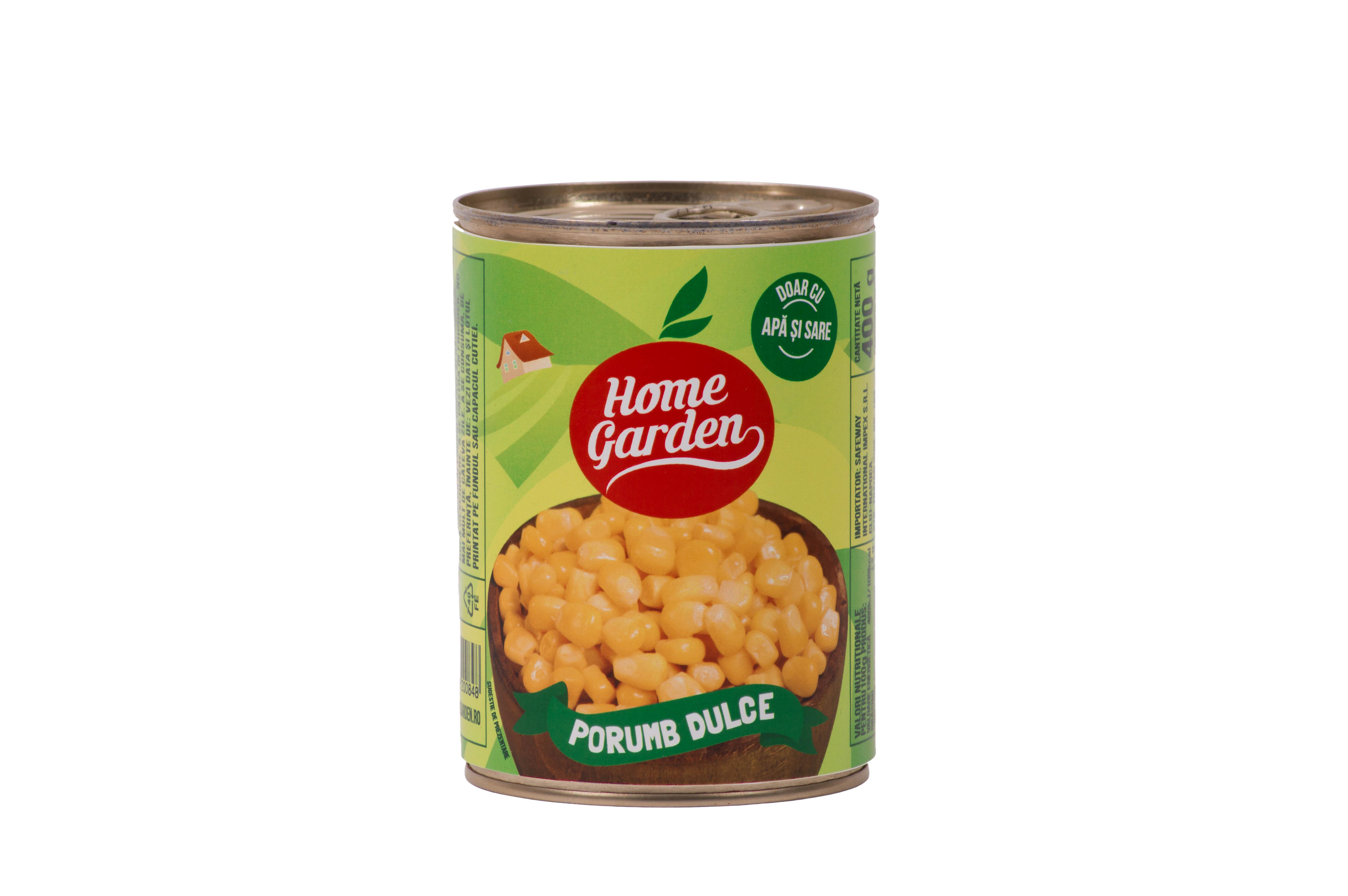 HOME GARDEN Porumb dulce 400g 20